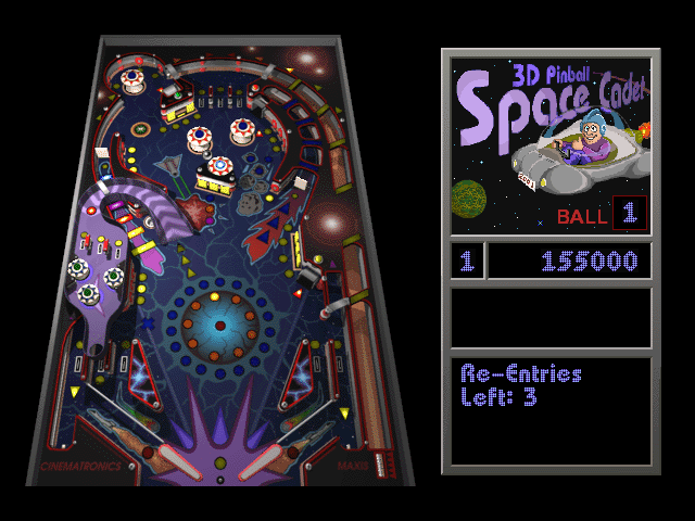 Space Cadet Pinball Guide | GamersOnLinux