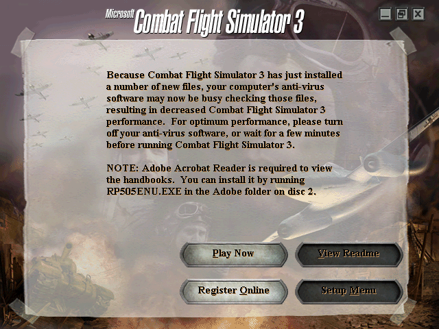 Combat Flight Simulator 3 Guide | GamersOnLinux