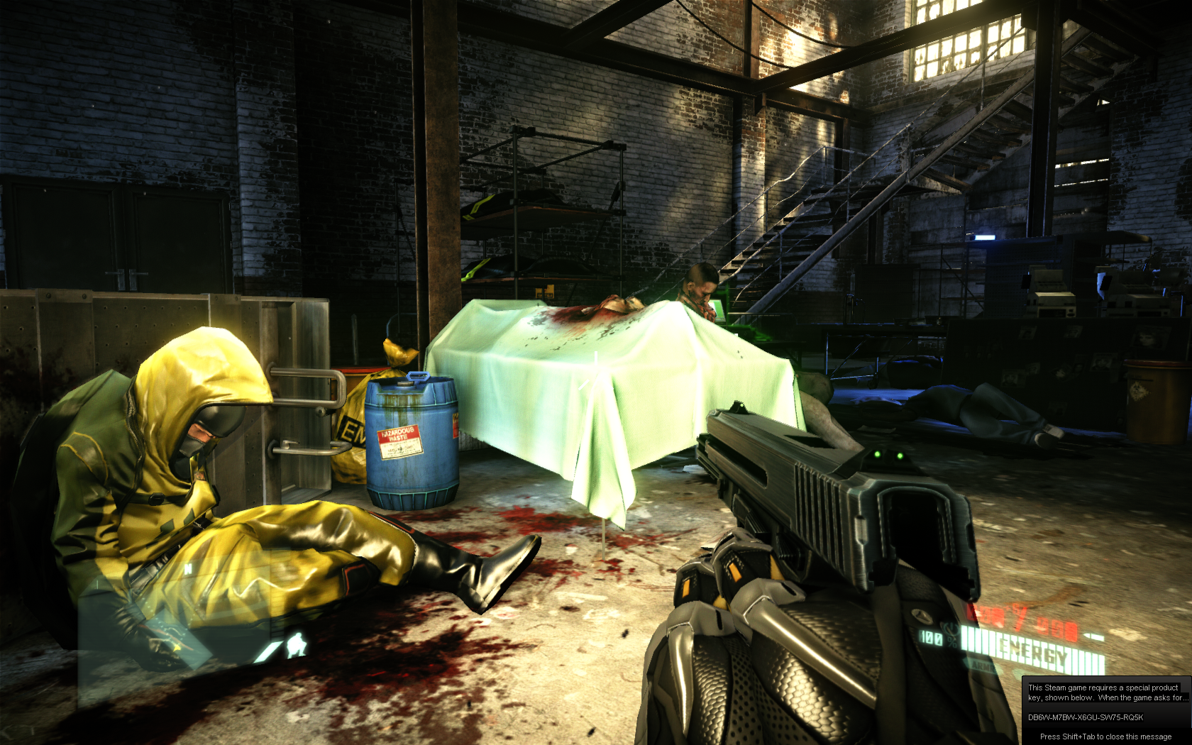 Crysis 2 Guide | GamersOnLinux