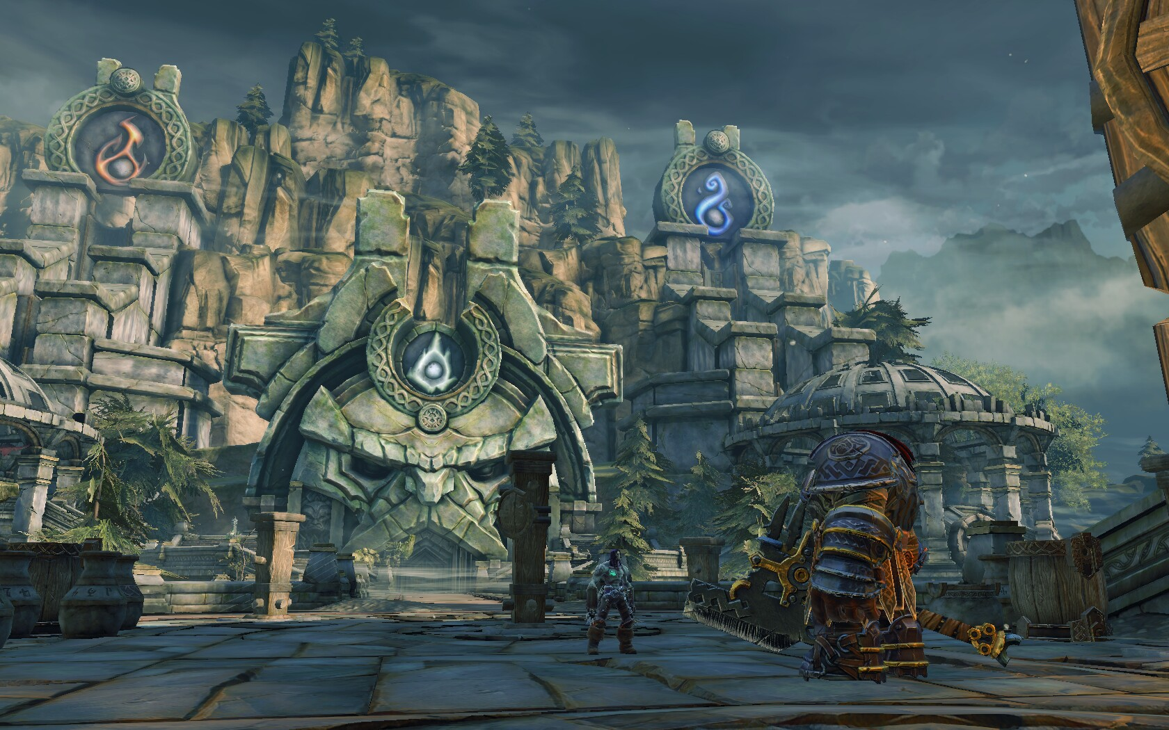 Darksiders 2 Guide | GamersOnLinux