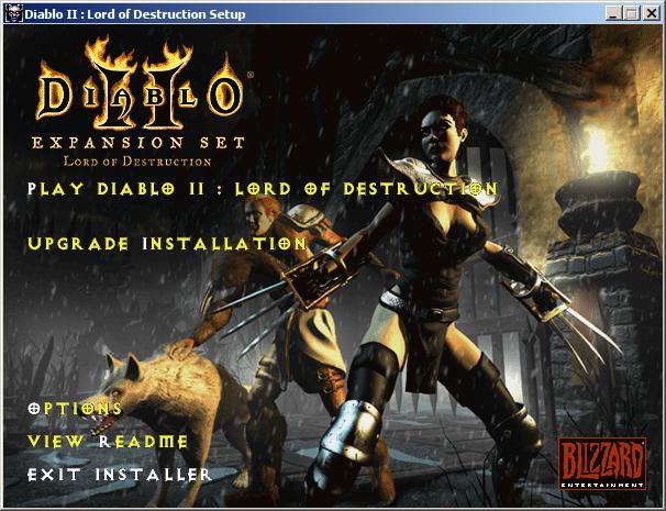 Diablo ii expansion guide gamersonlinux - Diablo 2 lord of destruction wallpaper ...