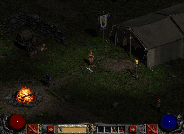 Diablo II & Expansion Guide | GamersOnLinux