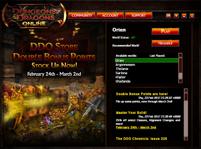 Akamai Net Session >> Dungeons & Dragons Online Guide | GamersOnLinux