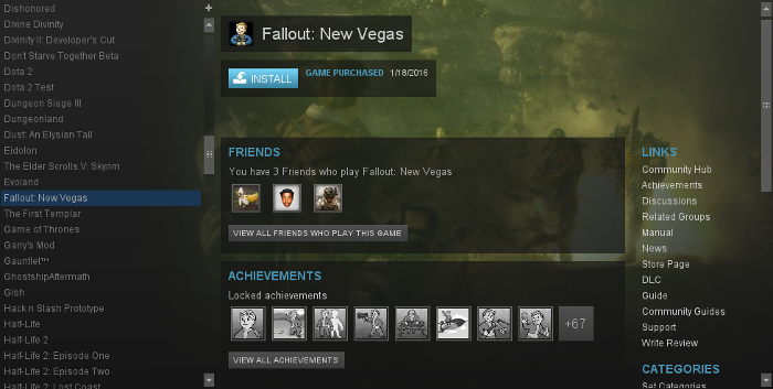 Fallout New Vegas Guide | GamersOnLinux