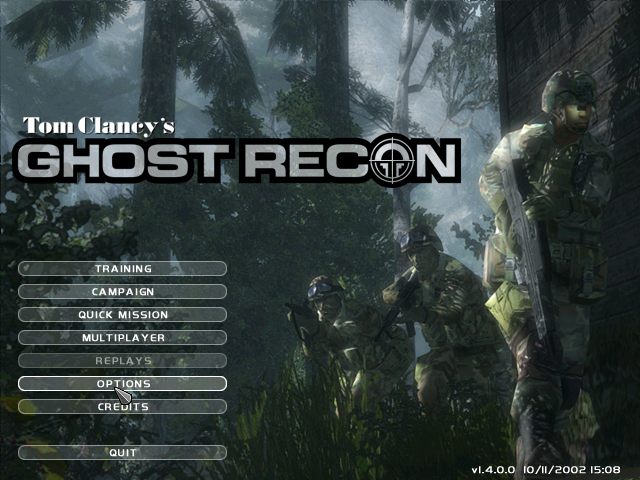 Tom clancy's ghost recon: future soldier game patch v. 1. 6 v. 1. 7.