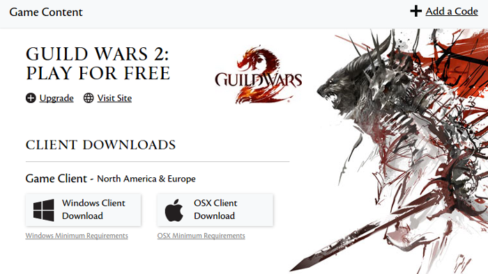 Download guild wars 2 client rangbridal.