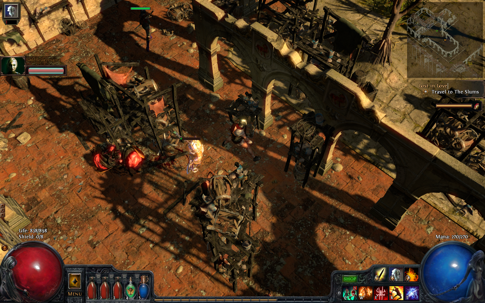 Path of Exile Guide | GamersOnLinux