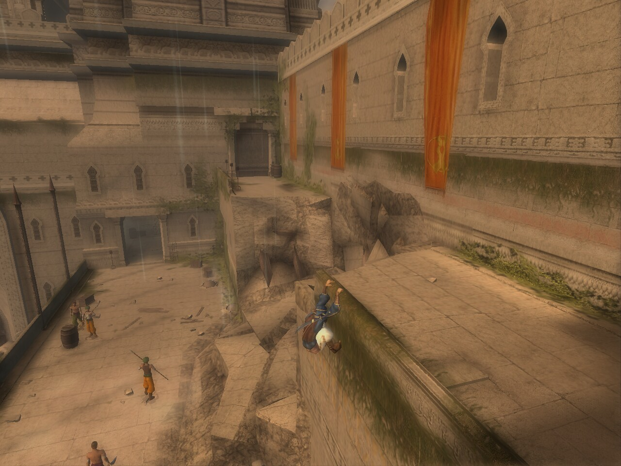 Prince Of Persia Sands Of Time Guide Gamersonlinux