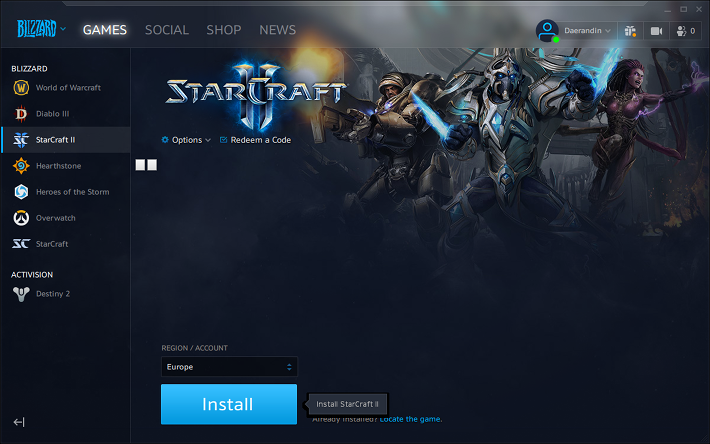 Starcraft II Guide | GamersOnLinux