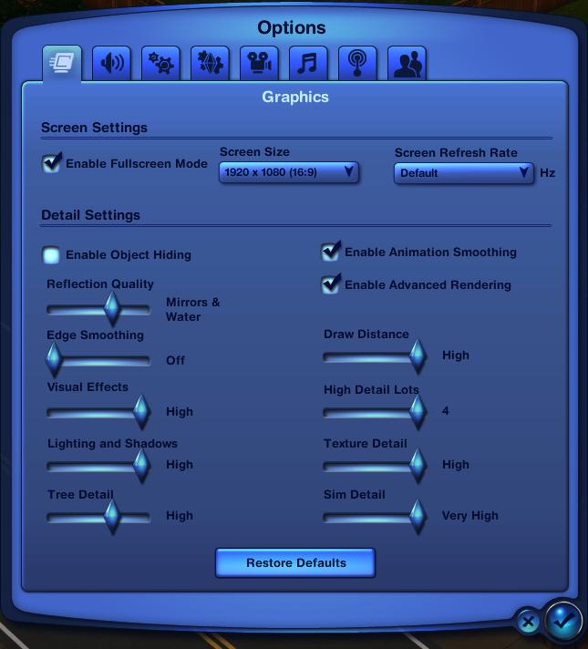sims 3 windows 10 slow