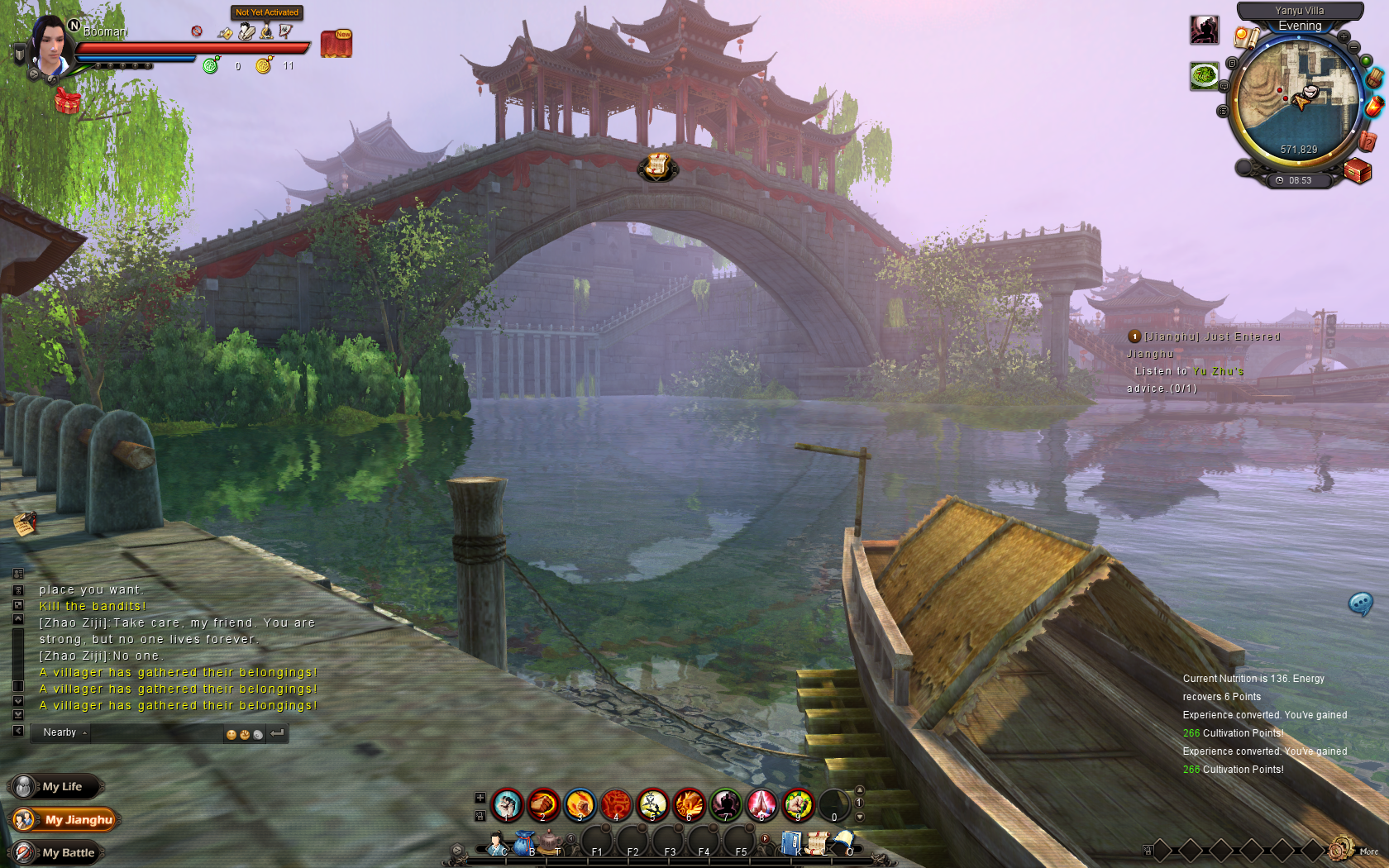 AGE of WUSHU - Ozmo Games