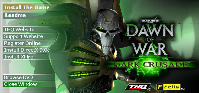 dark crusade how to play